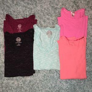 Tops - Small long sleeve shirt bundle.